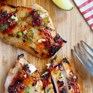 Chili Lime Chicken Marinade.
