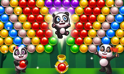 Panda Bubbles Hunter 1.1 screenshots 7