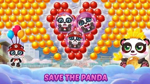Bubble Shooter 3 Panda apkmr screenshots 3