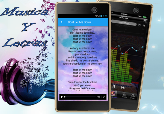 The Beatles - Dont Let Me Down Song Lyrics Latest - Android Apps ...