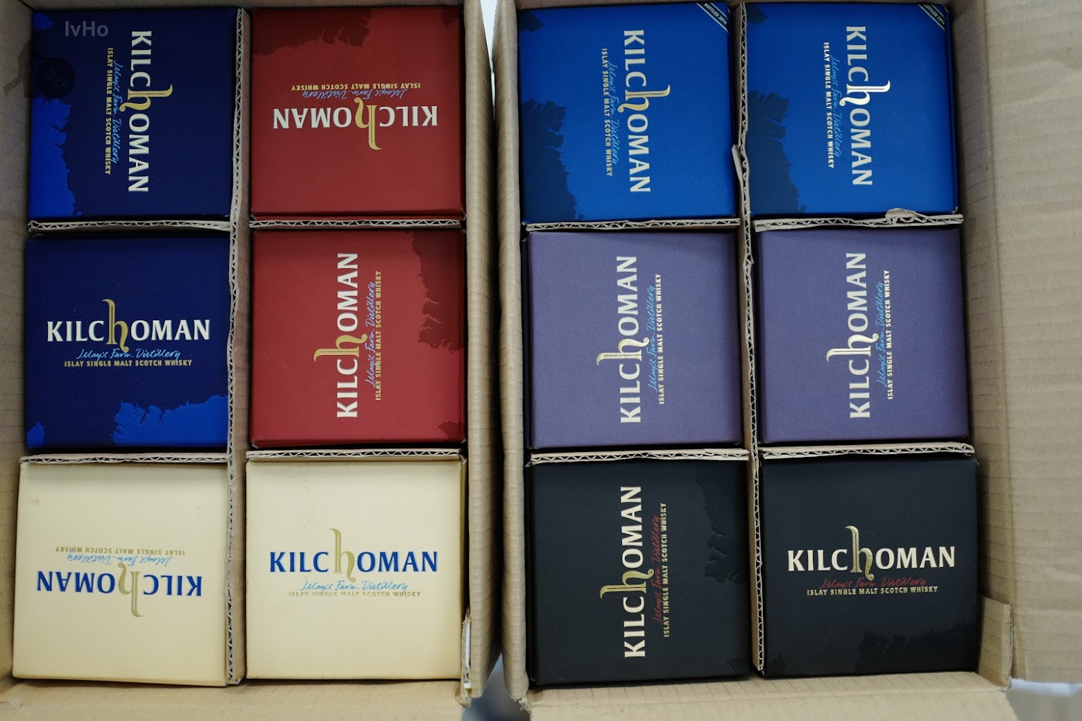 Kilchoman DoG - Samples
