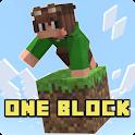 One Block Survival icon