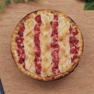 Rapunzel Raspberry Pie