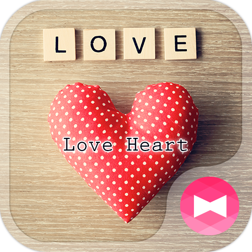 Simple Wallpaper-Love Heart- Icon