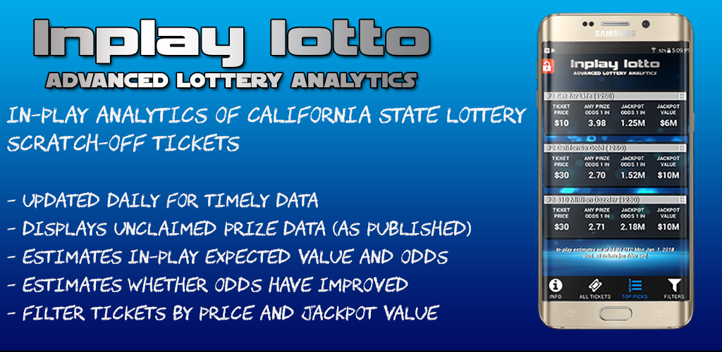 Download California Lottery APK latest version app for android devices