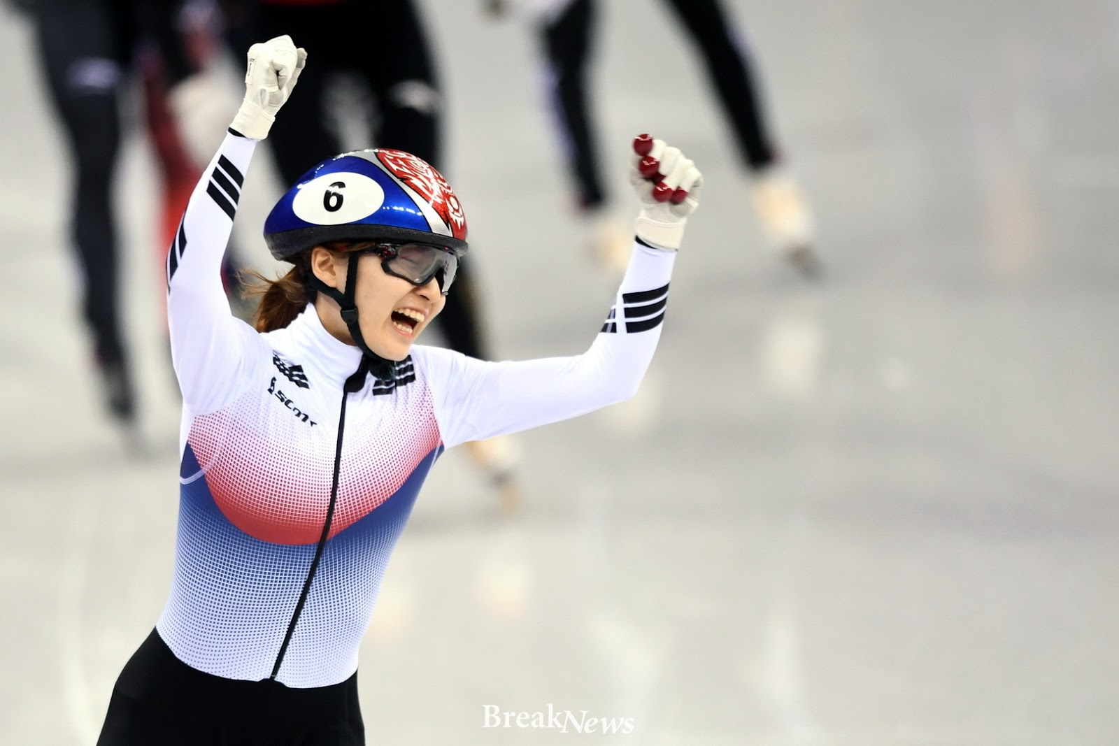 Korean Gold Medalist Reveals How Much The Government Gave Her In