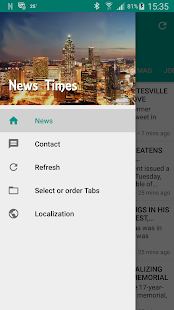 NewsTimes- screenshot thumbnail