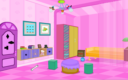 Escape Games-Pink Foyer Room 8.0.7 screenshot 1085419