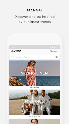 MANGO - The latest in online fashion 19.3.01 screenshots 2