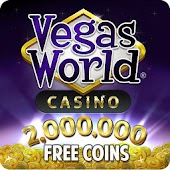 Vegas World Casino: Free Slots, Best Slot Machines