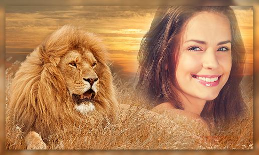 Download Wild Animal Photo Frames For PC Windows and Mac apk screenshot 1