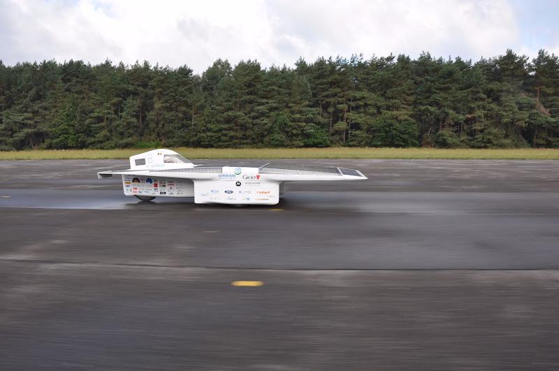 iLumen European Solar Challenge 2012