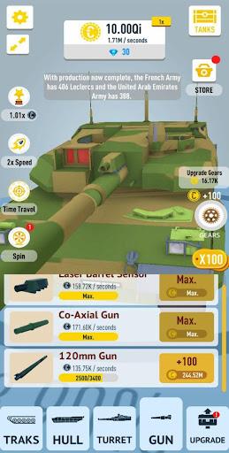 Idle Tanks 3D apkdebit screenshots 2