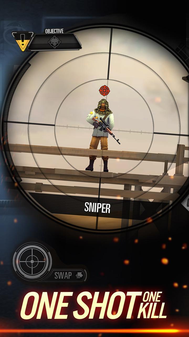 SNIPER X WITH JASON STATHAM screenshot #3