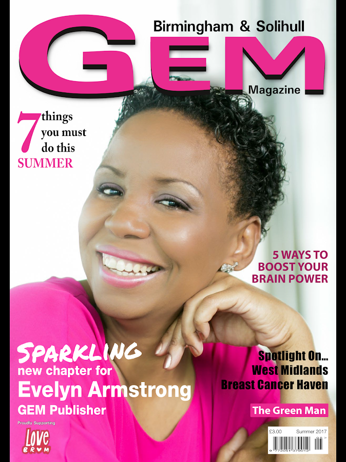 GEM Magazine- screenshot