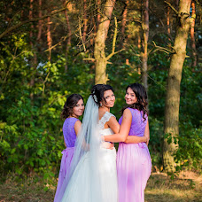 Wedding photographer Anna Andrusiv (AnnaAndrusiv). Photo of 30.09.2016