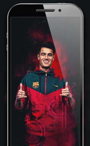 Philippe Coutinho HD Wallpapers - Barcelona 1.0.0 screenshots 1