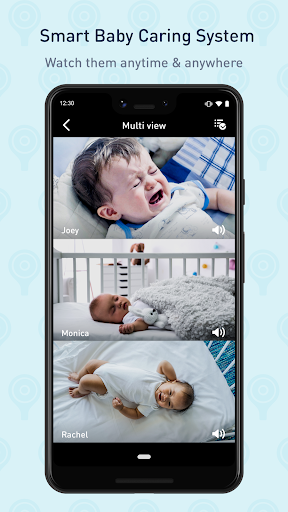 Lollipop - Smart baby monitor 3.4.17 Screenshots 3