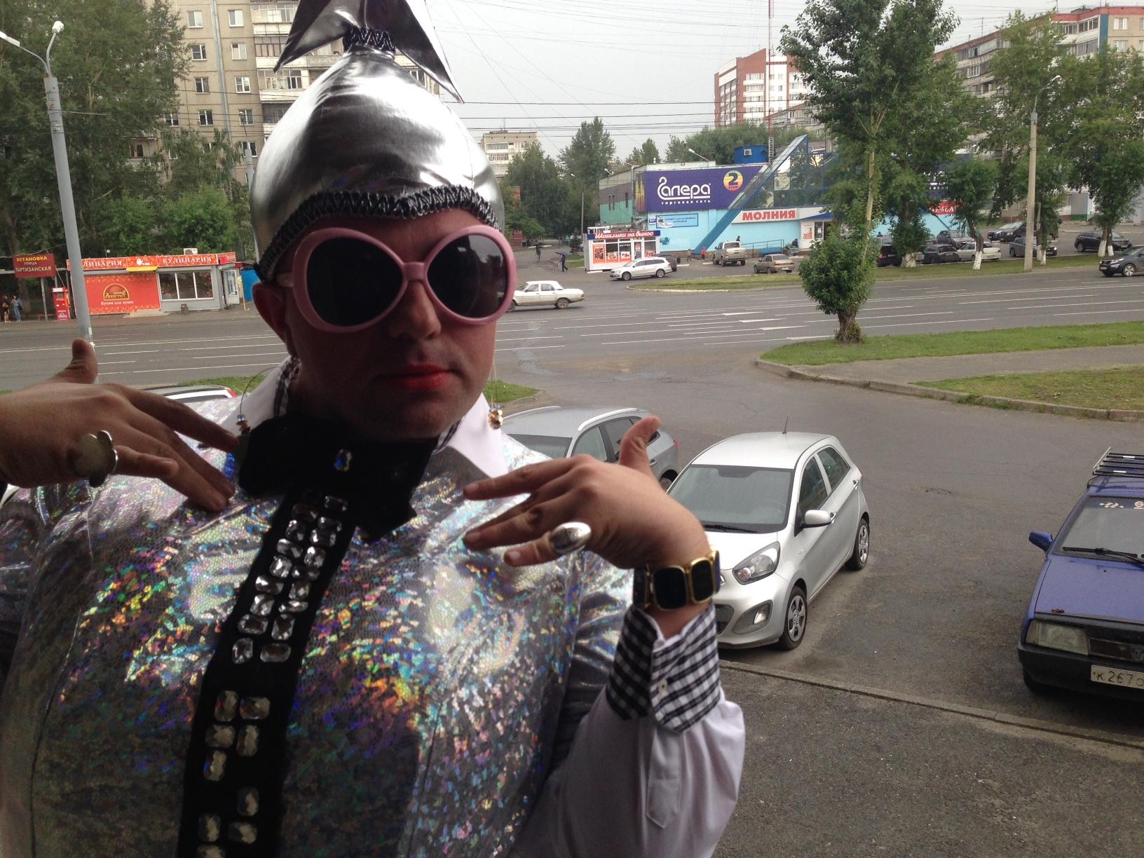Верка Сердючка в Челябинске