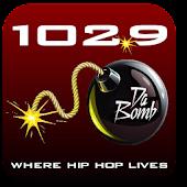 102.9 Da Bomb Streamer
