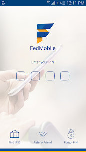 Federal Bank – FedMobile 1