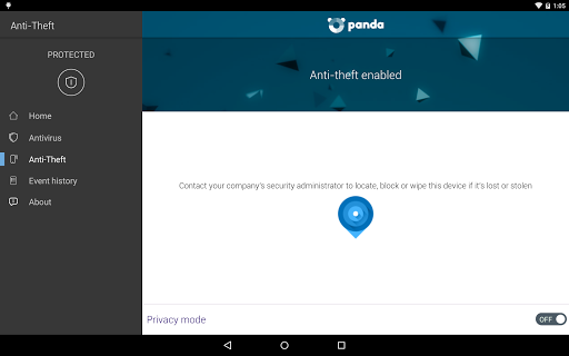 Endpoint Protection - Panda 3.2.5 screenshots 9