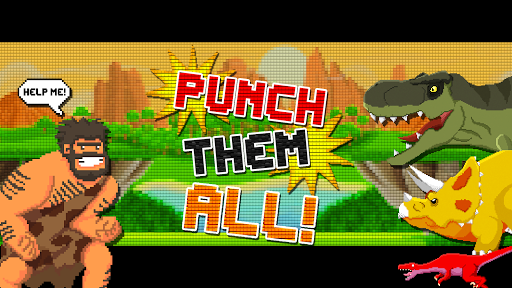 Super Dino Punch - Tap tap 1.0726 screenshots 1