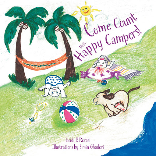 Come Count With Happy Campers! cover