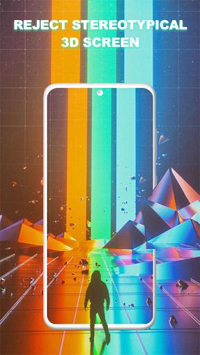 Coolor-Live Wallpapers screenshot 1
