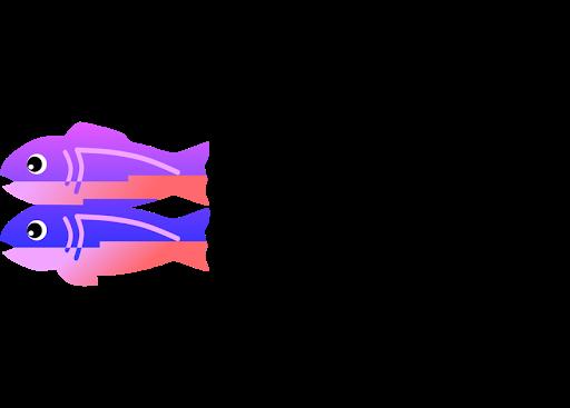 Glitch logo