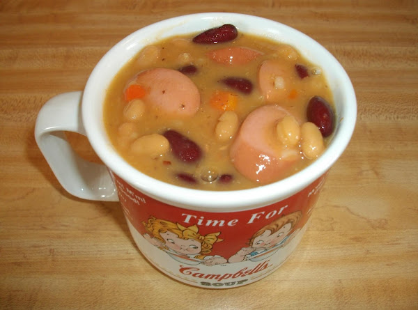 Franks And Beans Soup Recipe