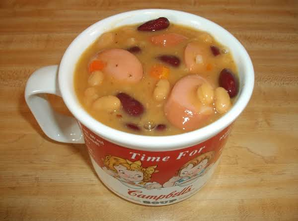 Franks And Beans Soup