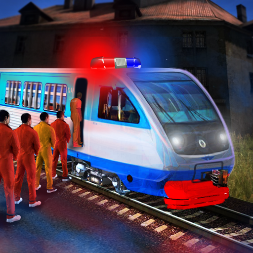 Prisoners Train Simulator: Transport to jail