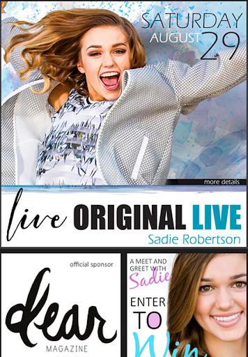 Live Original LIVE Event
