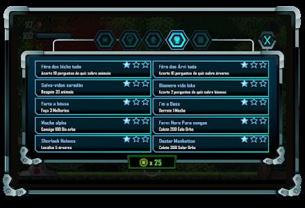 Salvadores do espaço screenshot 3