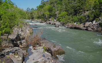 Photo: Cossatot River