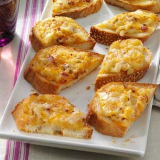 Almond Cheddar Appetizers Recipe