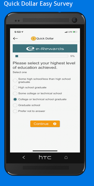 Quick Dollar App : Share Opinion for cash – (Android Apps) — AppAgg