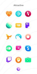 Nebula Icon Pack (MOD, Paid) v1.1.0 1