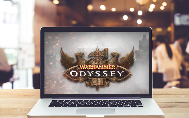 Warhammer Odyssey HD Wallpapers Game Theme