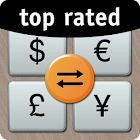 Currency Converter Plus Free with AccuRate icon