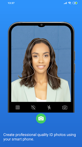 Passport Size Photo Maker - ID Photo Application Apk 1