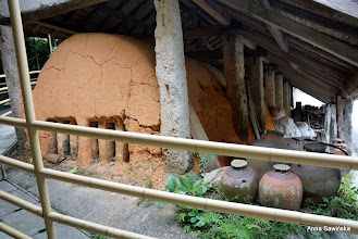 Photo: Pottery oven