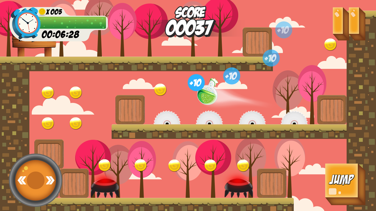 Kabooomm- screenshot