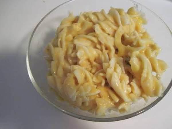 Christy's Macaroni 'n' Cheese Recipe