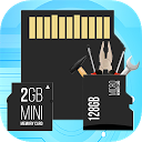 SD Card repair manager icon
