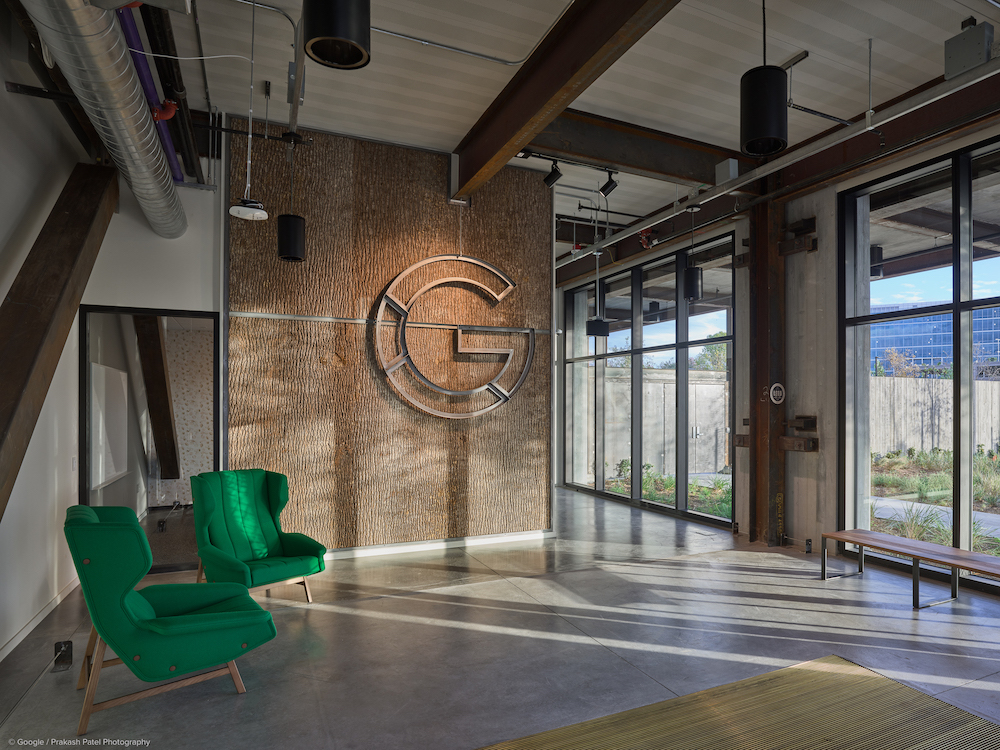 One of our Healthy Materials Program's top priorities is to eliminate hazardous chemicals across all of Google's built spaces.