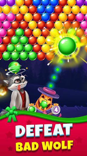 Christmas Games - Bubble Shooter 2020 2.5 screenshots 5