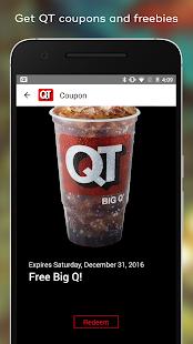 QuikTrip Food, Coupons, & Fuel apk screenshot 3