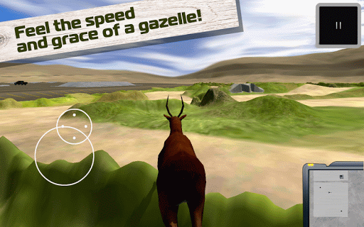 Parkour Gazelle Simulator